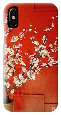 Flower Display - Apple Blossoms IPhone Case