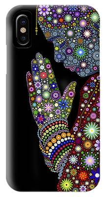 Praying Hands iPhone Cases