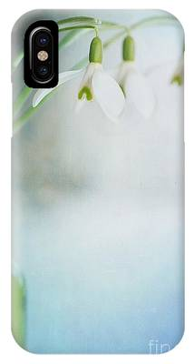 Snowdrops Phone Cases