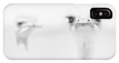 Ostrich Phone Cases