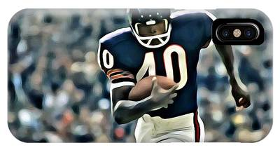 Gale Sayers IPhone Case