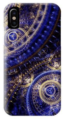 Mechanism Digital Art iPhone Cases