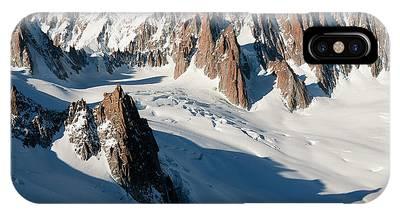 Tour Du Mont Blanc Phone Cases