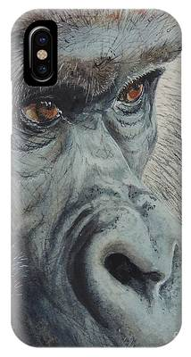 Going Ape...sold  IPhone Case