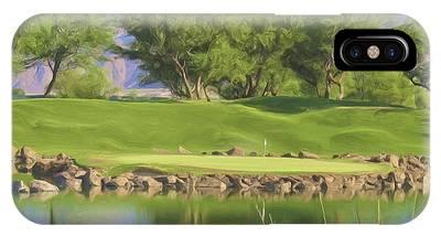 Golfers Lament - Alcatraz IPhone Case