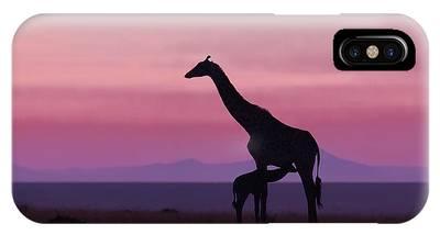 Masai Mara Phone Cases