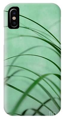 Grass Impression IPhone Case