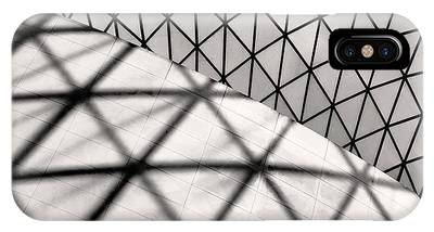 IPhone Case featuring the photograph Great Court Abstract by Rona Black