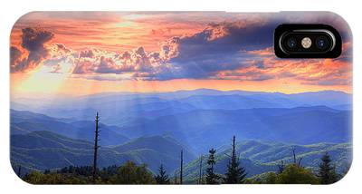 Smoky Mountains Phone Cases