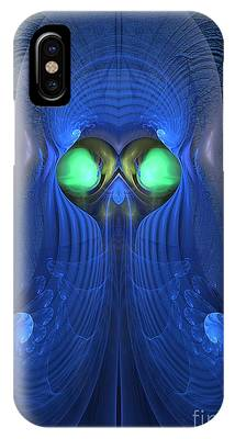 Guardian Of Souls IPhone Case