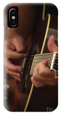 Guitar Pickin' IPhone Case