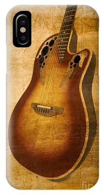Guitar IPhone Case by Richard J Thompson