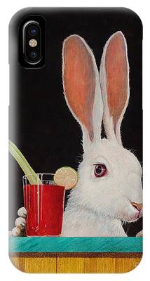 Bloody Mary IPhone Cases
