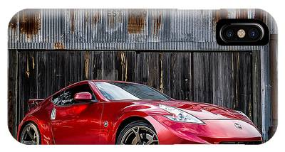 Nissan Digital Art iPhone Cases