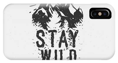 College Poster Phone Cases