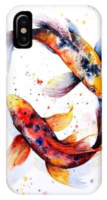 Koi iPhone Cases