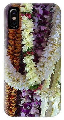 Hawaiian Leis IPhone Case