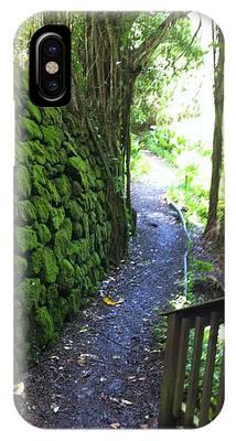 Hawaiian Walkway IPhone Case
