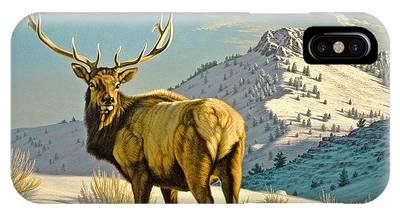 Elk Phone Cases