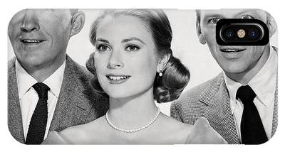 Grace Kelly Phone Cases