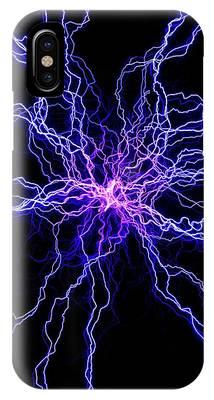 Heat Lightning Phone Cases