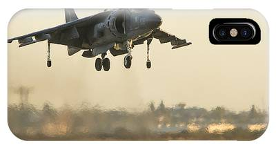 Hovering Harrier IPhone Case