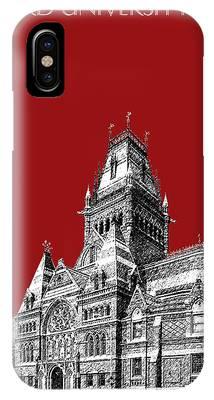 Harvard IPhone Cases