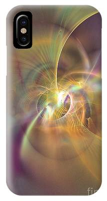 I Feel You IPhone Case