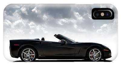 Chevy Corvette Phone Cases