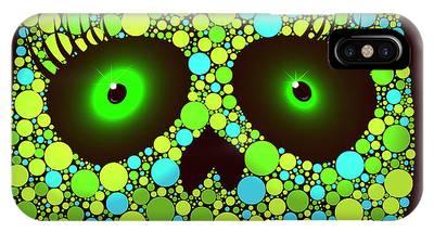 Visual Illusion iPhone Cases