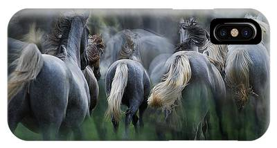 In The Gallop Phone Case by Milan Malovrh