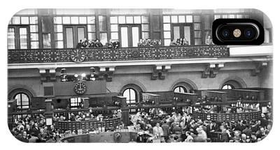 New York Stock Exchange Phone Cases