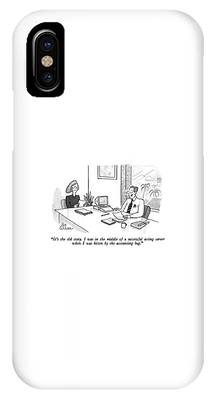 Accounting Phone Cases