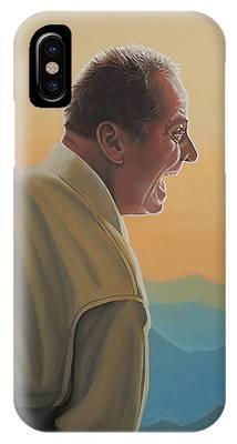 Jack Nicholson Phone Cases