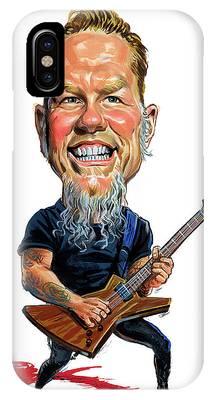 Metallica IPhone Cases