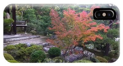 Japanese Temple Peace IPhone Case