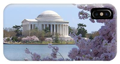 Jefferson Memorial iPhone Cases