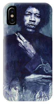 Jimi Hendrix Phone Cases