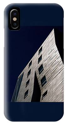 IPhone Case featuring the photograph Just A Facade by Rona Black
