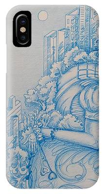 Keys To The City IPhone Case