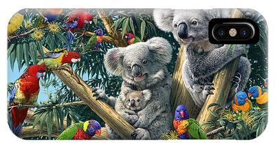 Koala Phone Cases