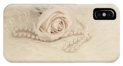 Lace And Promises IPhone Case