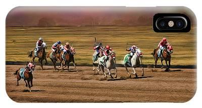 Ladies World Chapionship Ladies Cup iPhone Cases