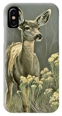 Mule Deer Phone Cases