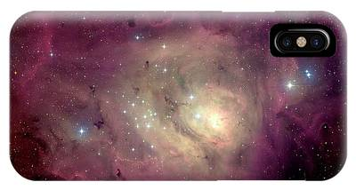 Canada-france-hawaii Telescope Phone Cases