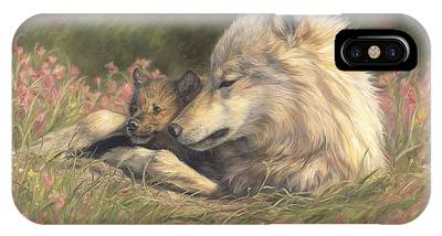Animal Mother Phone Cases
