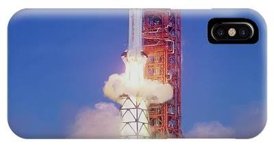 Skylab 4 Phone Cases
