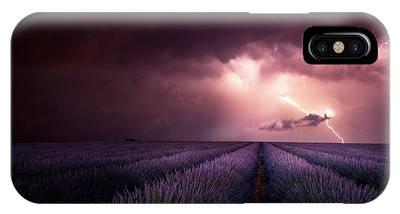 Provence Landscape Phone Cases