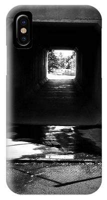 Lethbridge Underpass IPhone Case