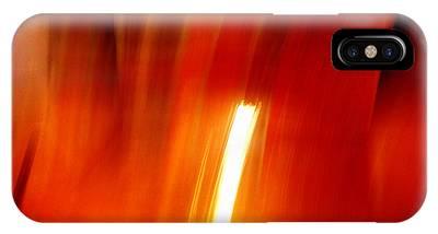 Light Intrusion IPhone Case
